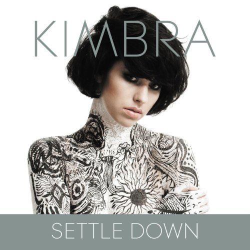 Kimbra – Settle Down (single cover art)