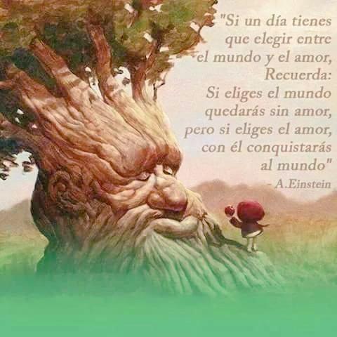 Si has de elegir entre el mundo y el amor... 72a77db40b5c6679d37b44565a25a4ef