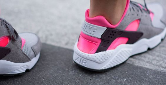 Nike Air Huarache Triple White Footlocker