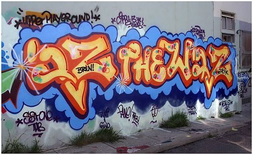 Iz graffiti artist nyc - Google Search