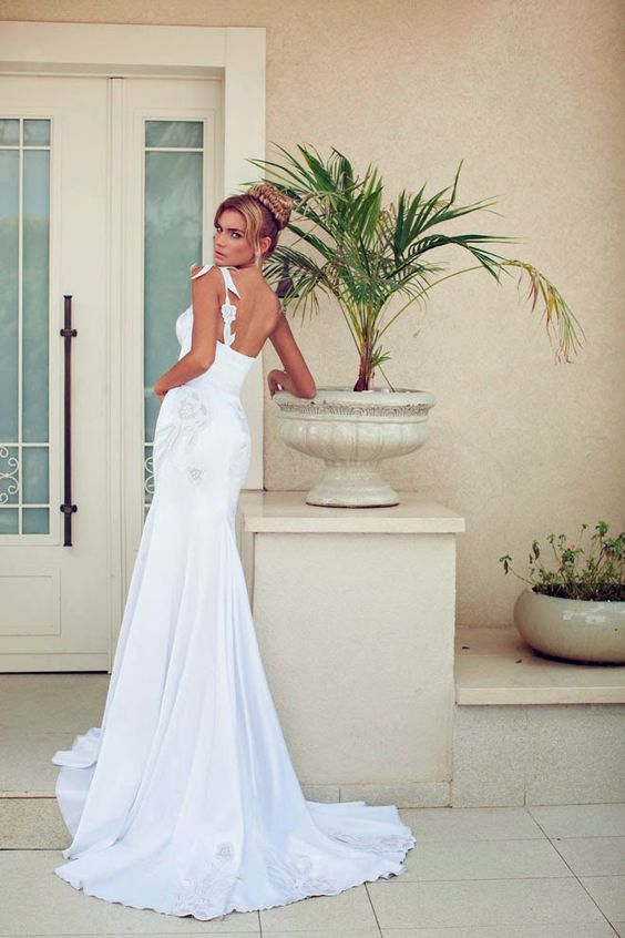 Mis Queridas Fashionistas: Nurit Hen Wedding Dresses 2014 (Stunning Wedding Gowns)