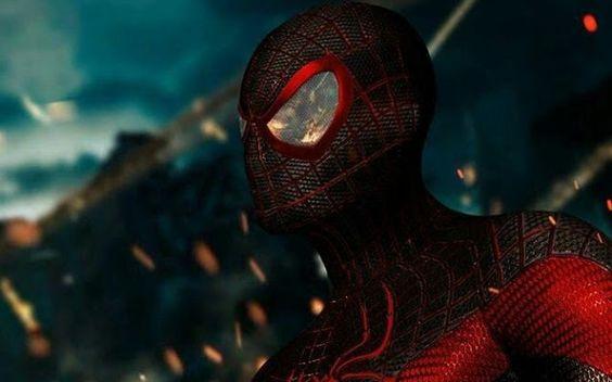 Fondo de Pantalla para tu Xperia (SpiderMan Ultimate)