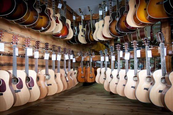 Akoestische gitaren