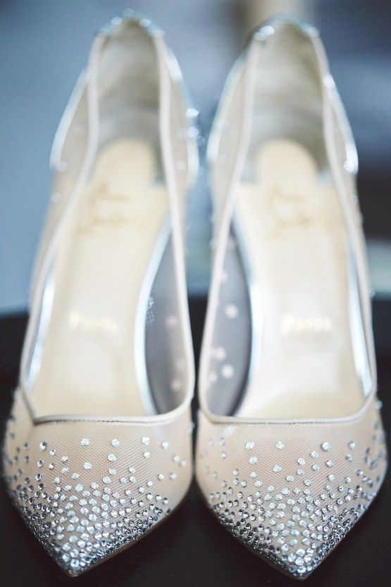 Modern Brides Will Bow Down To This Bride S Wedding Shoes Heels Fun Wedding Shoes Wedding Shoes