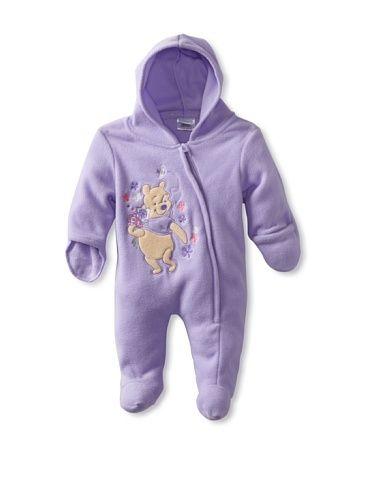 40% OFF Winnie The Pooh / Disney Baby-Girls Newborn Pooh And Flowers Light Weight Pram (Purple)