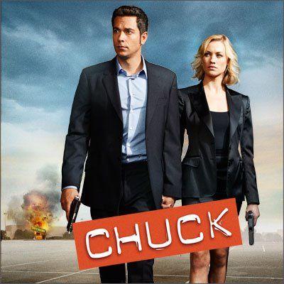 Un film de la série Chuck avec Zachary Levi et Yvonne Strahovski ?   Cinealliance.fr