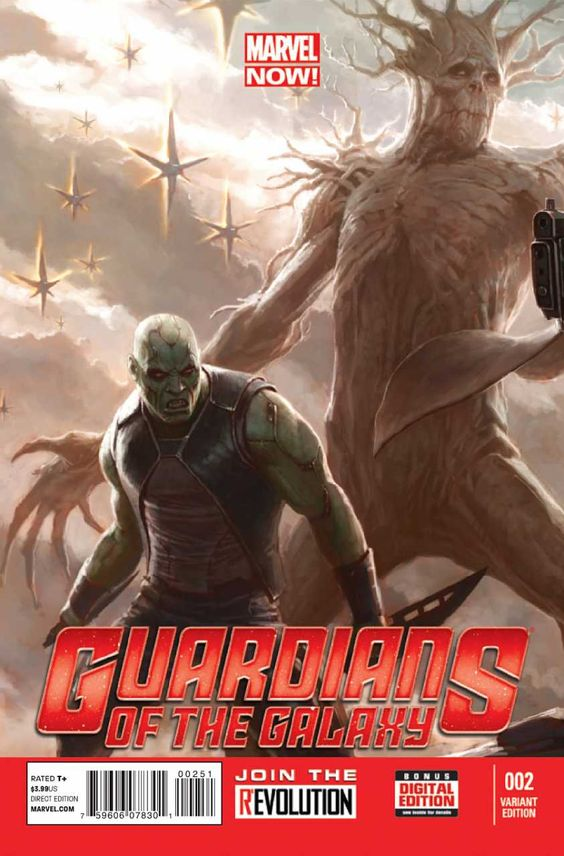 Guardians of the Galaxy V3 #2 Variant