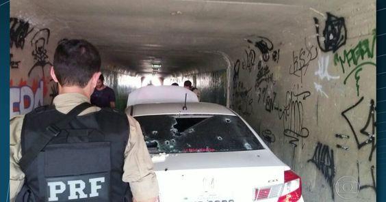 Tiroteio deixa morto e baleados na Avenida Brasil, no Rio de Janeiro
