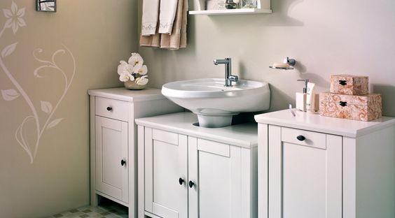 Banheiro: Set, Cabinet, Architectural Decoration, Bathroom Decor