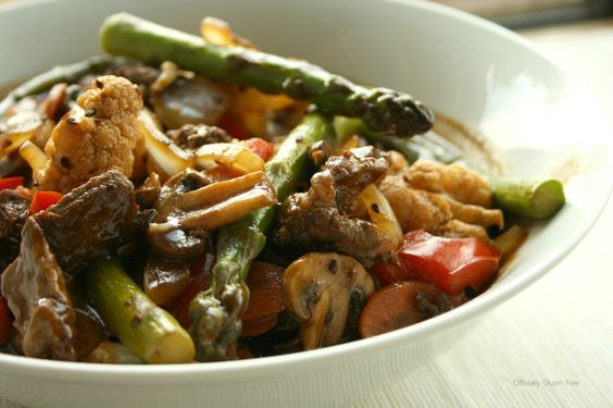 Korean BBQ Beef Vegetable Stir Fry | Bbq beef, Vegetables ...