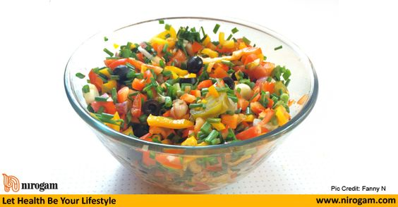 A Yummy Healthy Salad Recipe For You!