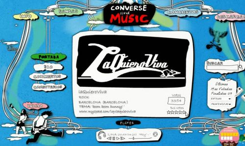 Converse & Music 08 by OnClick Studio, via Flickr