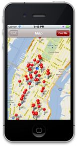 Designed by Lehigh alumni, 'Cheazza' app hunts for NYC pizza