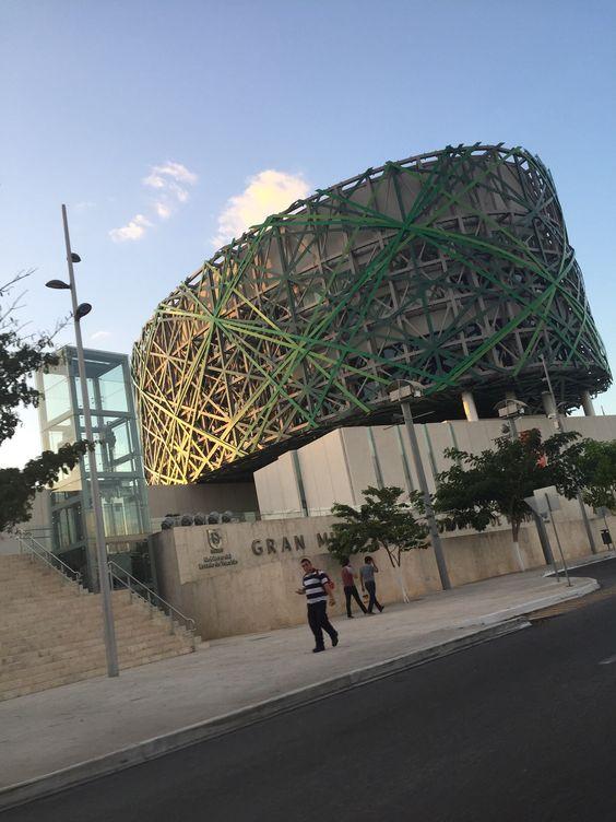 Gran Museo del Mundo Maya de Mérida, México