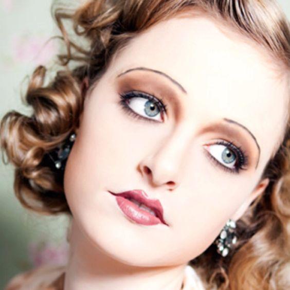 Another 20's makeup