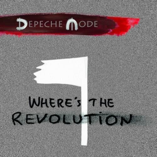 Depeche Mode – Where's the Revolution acapella