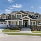 Dream Home Facade.  Craftman Design, Pictures, Remodel, Decor and Ideas