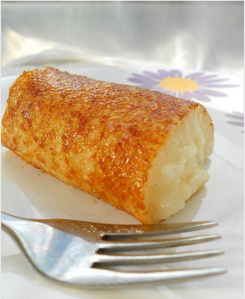 Kazandibi, Postre de leche y arroz, Turquía