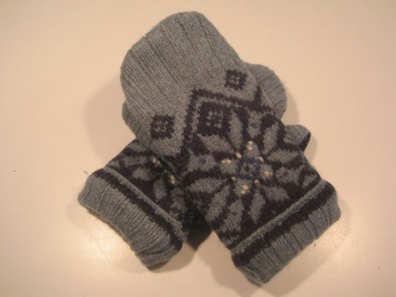Gobles Wool Mittens  med/lg  MMC444 by MichMittensbyLauri on Etsy, $23.00