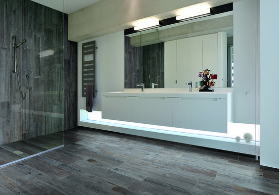 10+ Carrelage salle de bain aspect bois ideas in 2021