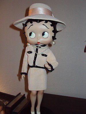 Betty Boop Doll  Danbury Mint