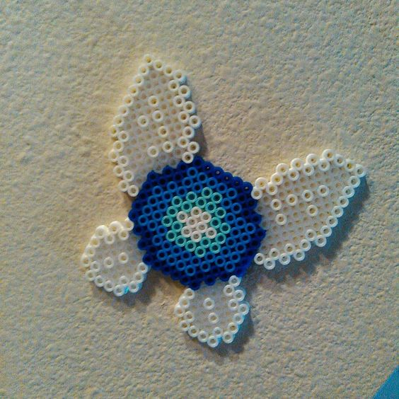 LoZ Navi perler beads by perling_pearson: