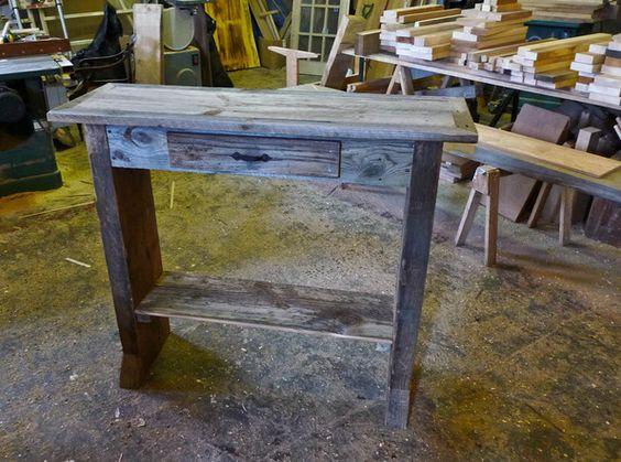 Sterling Hardwoods - Beautiful Furniture | Reclaimed Wood