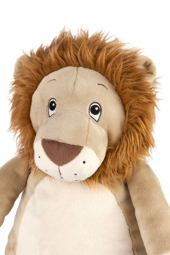Hello! I'm Bobo the Lion