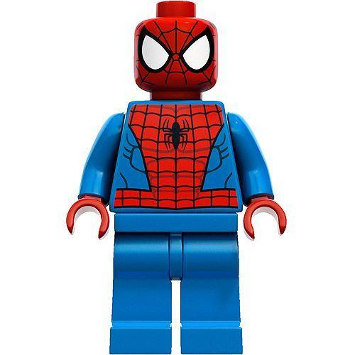 Toys Legos Lego Superheroes Y Juguetes Spiderman