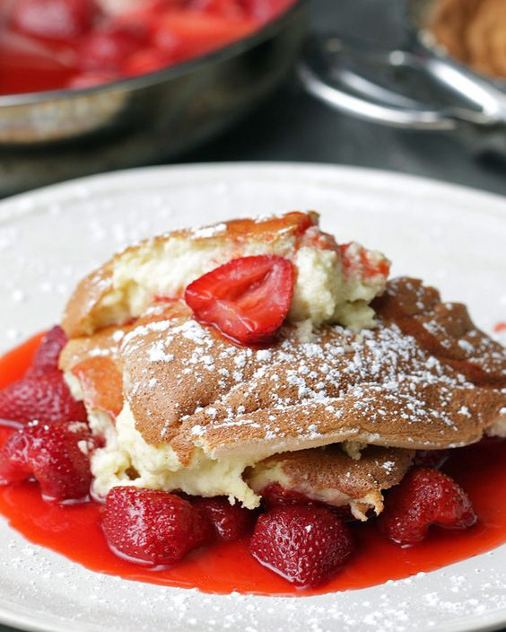 Kaiserschmarrn, Ovens and Pancake breakfast on Pinterest