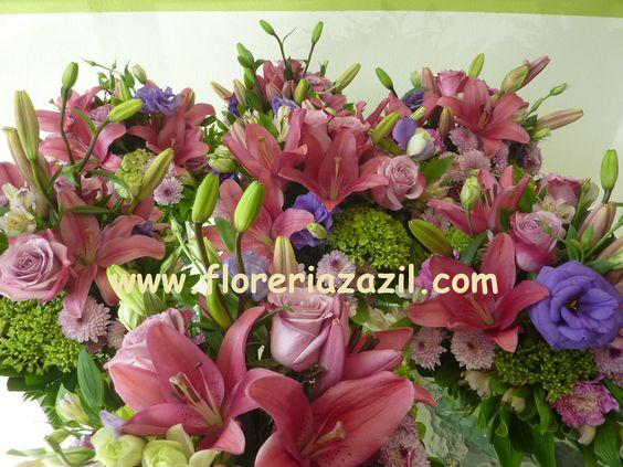 Floral services en Cancún & Riviera Maya Contact us: ventas@floreriazazil.com