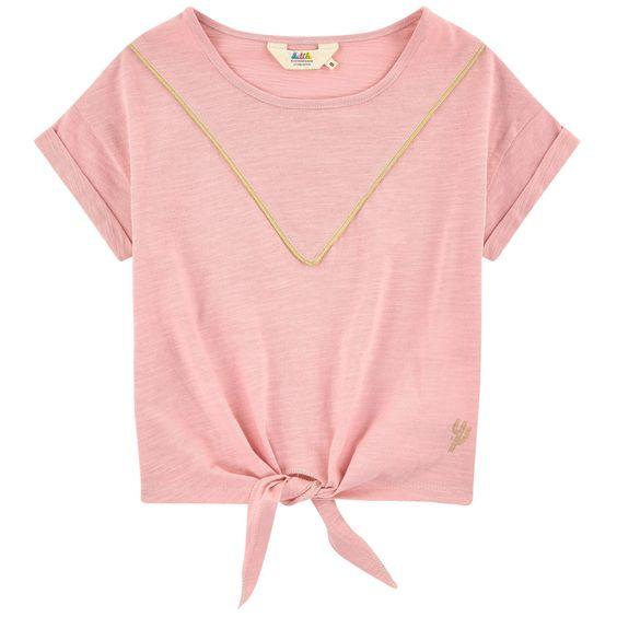 T-shirt noué - 160922
