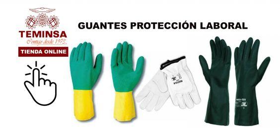 Guantes Protección Laboral Teminsa Online