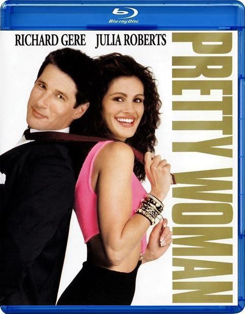 Uma Linda Mulher Bluray 1080p Filme Pretty Woman Richard Gere
