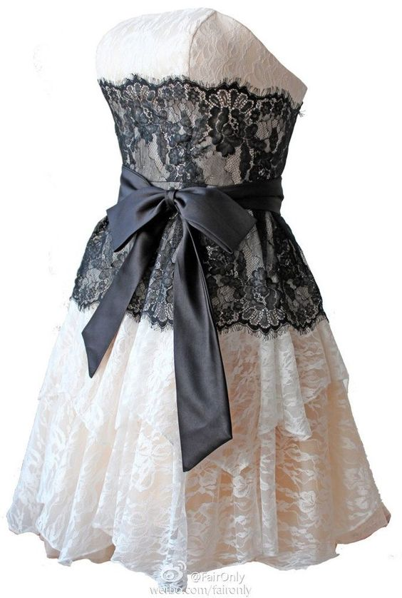 FairOnly Girl's Mini Formal Cocktail Evening Dresses Stock Size 6 8 10 12 14 16