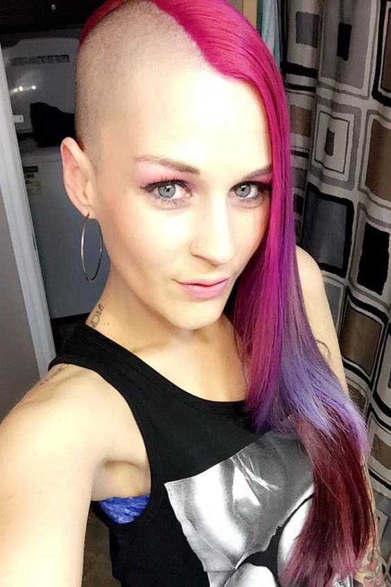 Pink Hair Pink And Hair On Pinterest