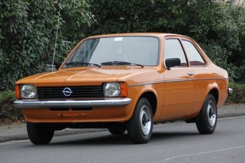 Opel Kadett C 1 2 S Automatik 1979 Sold 0 Opel Kadett 1 2 S In Automatikausfuhrung Mit Erst 41 133 Km Auf Dem Tacho Der Wagen B Car Sell Car Classic Cars