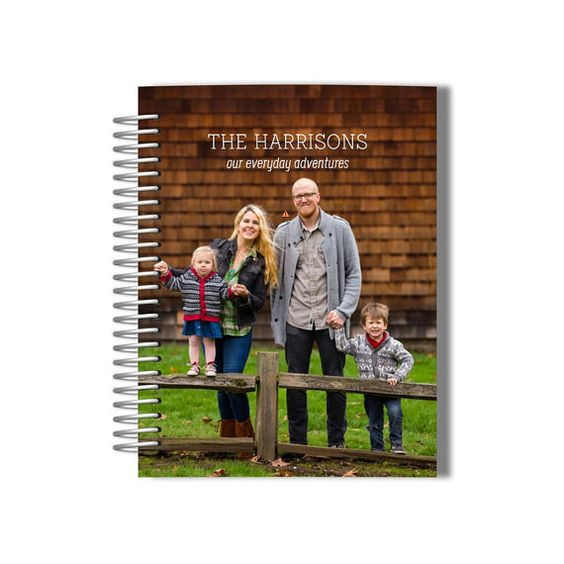 Everyday Adventures Personalized Journal