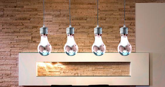 Los años 50 han vuelto y si eres de los apasionados de esta tendencia, te enamorarás de lámparas como estas - Leroy Merlin: