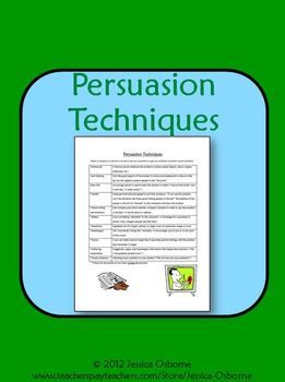 persuasive techniques used by squealer Of propaganda, who uses trickery, and deception to persuade the masses   squealer employs techniques from the entire spectrum of propaganda  the  techniques he employed were very effective in demonstrating the.
