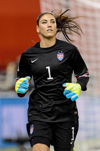 Hope Solo Photos: USA v Germany: Semi-Final - FIFA Women's World Cup 2015