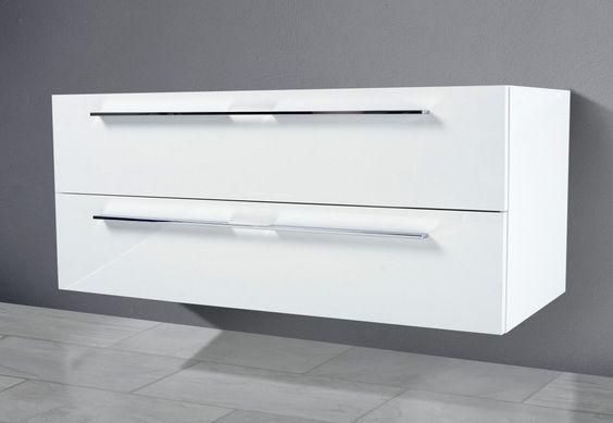 Unterschrank zu Villeyroy & Boch Venticello 130 cm Waschbeckenunterschrank – Bild 1
