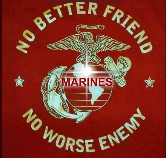 Happy Birthday Usmc Quotes ~ Semper fi enemies and the marine on pinterest