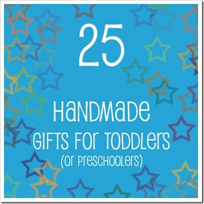 handmade for toddlers