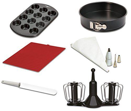 Moulinex Xf389010 Kit Patisserie Officiel Pour Robot Cuisine