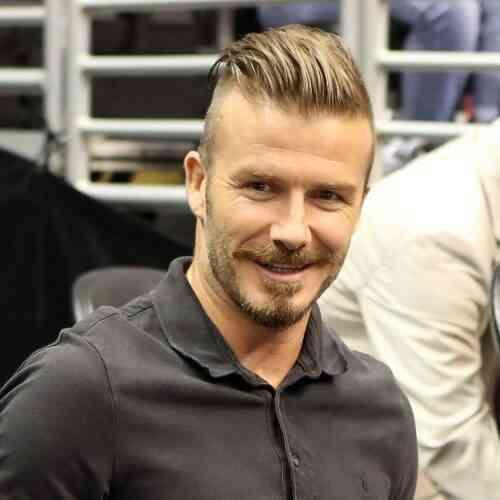 David Beckham 2018 Yilinda Sac Modelleri Sasirtici Ve Sik David