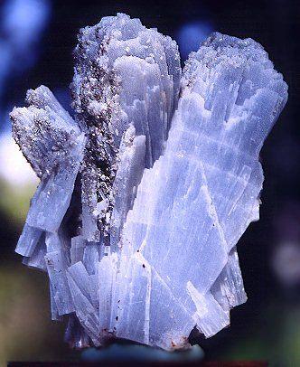 Superb specimen of Anhydrite blades.