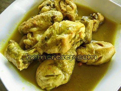 Resep Kari Ayam Enak Sederhana Resep Masakan Homemade Kari Ayam Resep Masakan Kari