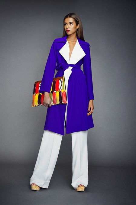 Duro Olowu | Spring 2014 Ready-to-Wear Collection | Style.com