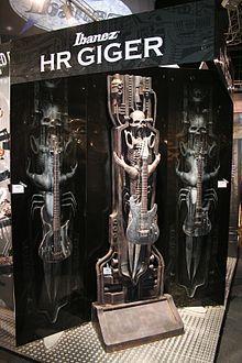 HR Giger E-Gitarren – Wikipedia